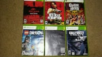 Xbox 360 games Muskegon, 49442
