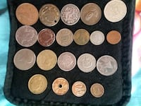 American and Foreign tokens and coins collection  Long Beach, 90804