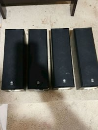black Sony home theater system Montgomery Village, 20886
