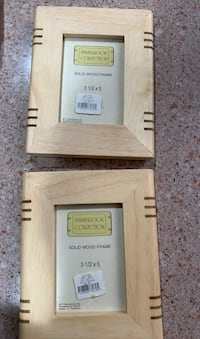 Solid Wood Photo Frames