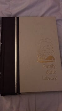 Family bible library book number 6