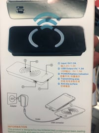 Noeson Wireless Charger 9000 mAh  Toronto, M9V 2X6