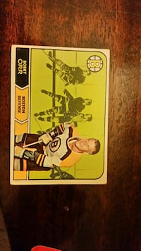 Bobby Orr Card Kingston, 02364
