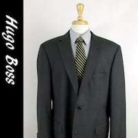 black notch lapel suit jacket Leesburg, 20175