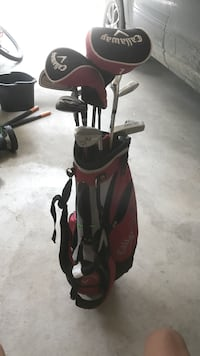 Callaway/mixed kids golf set Winnipeg, R3P 0A9