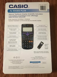 Casio FX-300ES Plus Scientific Calculator Welland