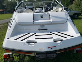2011 Sea Doo Challenger 180 Turbo Charged Jet Boat
