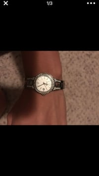 Stainless Steel Fossil watch Houston, 77041