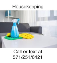 Housekeeping Oxon Hill, 20745
