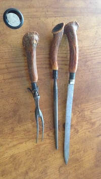 two black and brown handled knives Mobile, 36608