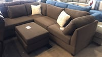 Brown Fabric Sectional  Phoenix, 85018