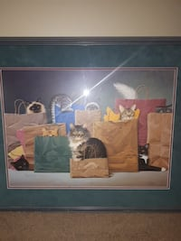 Bag Ladies LIMITED EDITION painting  Lake Country, V4V 1S6