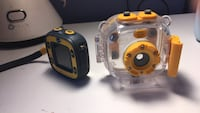 VTEC action cam with waterproof case and charging cable Innisfil, L9S 2B5