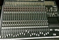 Mackie 24 Channel 24x8x2 8-bus Studio & Live Mixer Phoenix, 85035