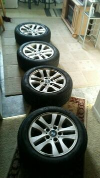 BMW 3 series e90 rims/tires Palmyra, 08065