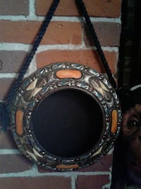 Beautiful old picture or mirror round frame Haverhill, 01830