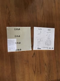 IKEA Lots Mirrors 4 Pack 391.517.00   Watchung, 07069