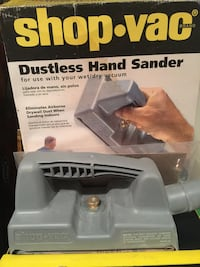 Shop vac dustless sander Bluemont, 20135