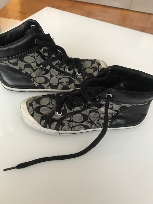 494a66aae346 Used Coach shoes for sale in Toronto - letgo