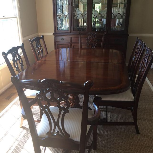 Drexel Heritage cecil dining table top