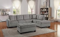 New Sectional (furniture) Emilio Taupe
