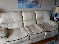 leather set  great shape $500or best offer smoke free  Welland, L3B 6B2