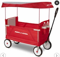 Radio flyer collapsible wagon East Northport