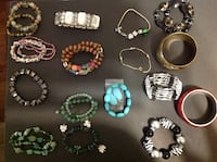 Necklaces,Earrings and bracelets for a 1.00 a piece San Marcos, 78666