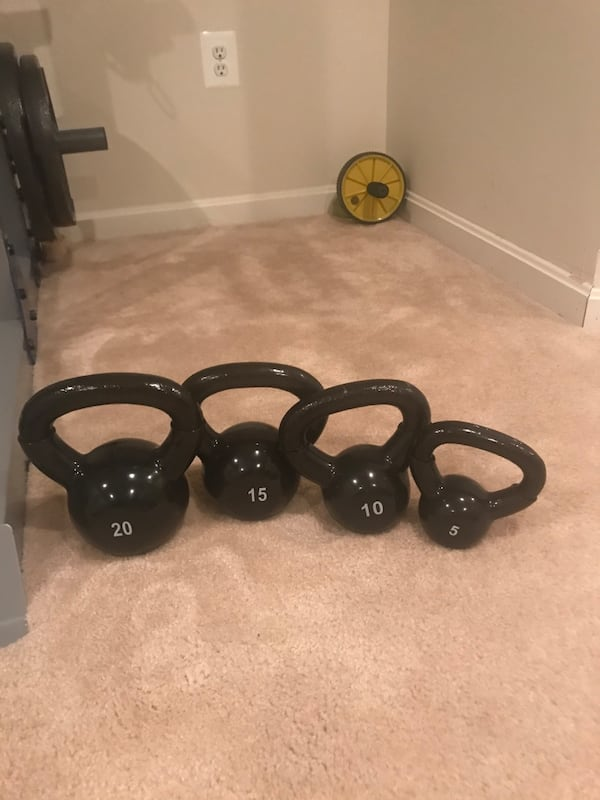 Complete Home Gym 3