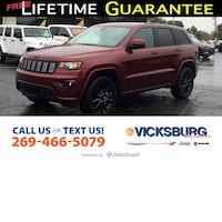 2018 Jeep Grand Cherokee Altitude Kalamazoo, 49048