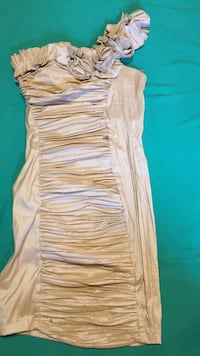 women's brown and white sleeveless dress Hagerstown, 21740