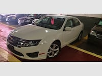 2012 Ford Fusion 4dr Sdn SE FWD Bronx
