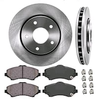 Brand new front brake pads and rotors Riverview