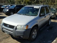 2003 Ford Escape COLUMBIA