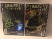 Smallville Season 11 mini series Comics Vancouver, V6K 1P4