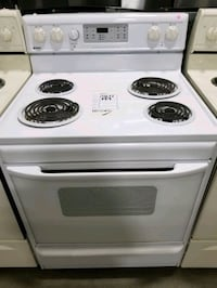 Kenmore electric stove 30inches