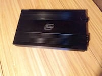 black and gray car amplifier Wirtz, 24184