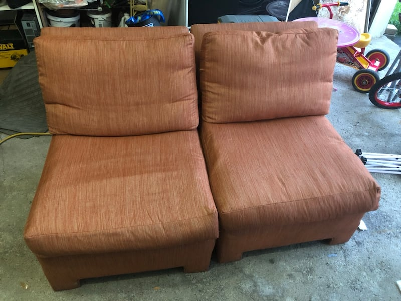 A set of two couches, Couches, sofa 56f4b1f8-0bf1-4799-b158-5fe1349a5f12
