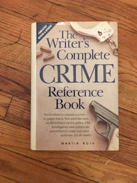 Writers Complete Crime Reference Book Los Angeles, 91423