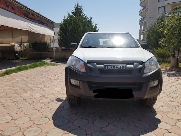 2015 ısuzu DMax Çift kabin pick up