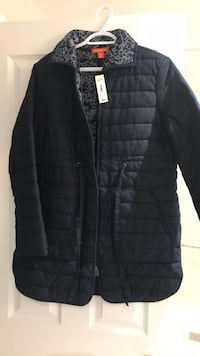 Joe fresh quilted jacket. Size XS 552 km