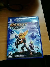 Ratchet Clank PS4 game case Homestead, 33032