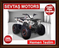 0 km. KUBA Hussar 135 125cc atv off road