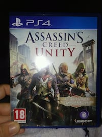 Affaire Assassin's Creed Unity pour PS4 6178 km