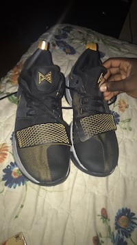 Pg13s black and gold