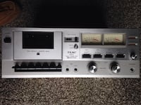 TEAC A-107 VINTAGE STEREO CASSETTE DECK Bothell, 98021