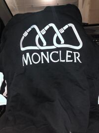 Moncler hoodie size small