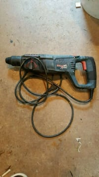 black and blue corded power drill Pasadena, 21122
