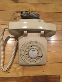 Vintage Bell Rotary Telephone. Sarnia, N7T 3C8