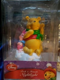 Brand new winnie the pooh night light Frederick